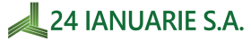 24Ianuarie Sticky Logo